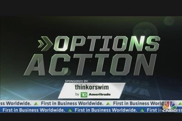 Options Action: Bullish Bet on Pfizer