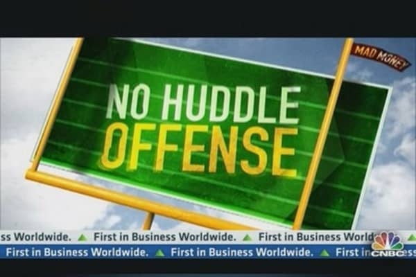 No Huddle Offense: Falling Commodity Prices