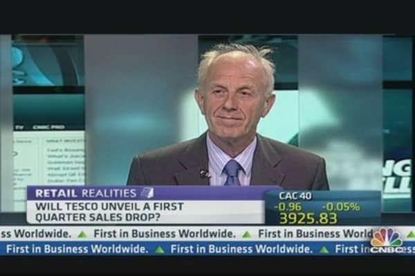 What's in Store for Tesco?