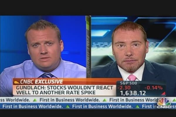 Japanese Stocks a 'Buy': Gundlach