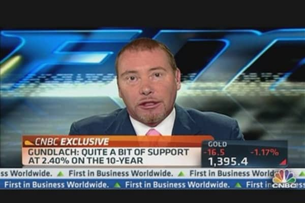 Bond Rates May Rise a Bit: Gundlach
