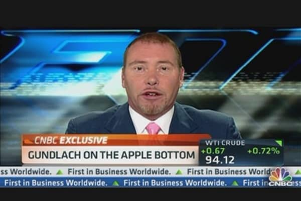 Apple Stock Heading to $500: Gundlach