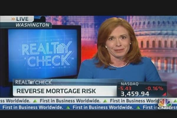 Reverse Mortgage Risk