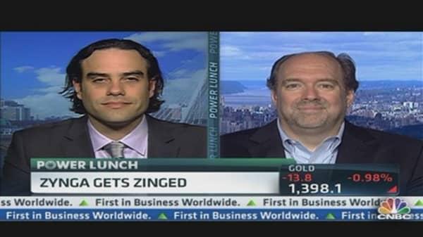 Zynga Gets Zinged