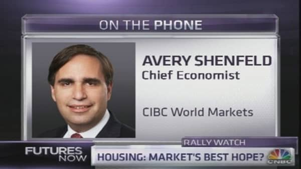 Housing Will Power Growth: Top Economist