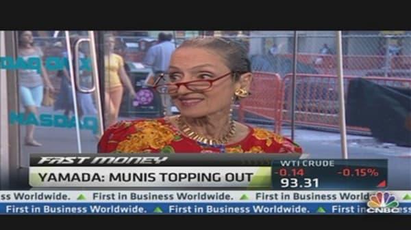New Caution Over Muni Bonds