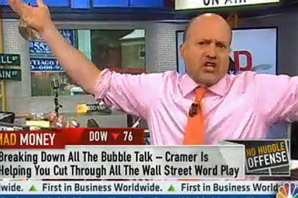 No Huddle Offense: Bursting Bubbles