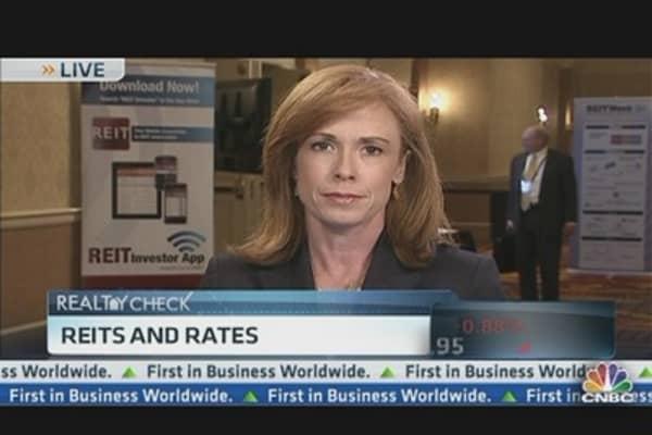 REIT Week Focuses on Rates