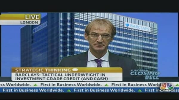 Markets Can Handle QE Tail-Off: Barclays