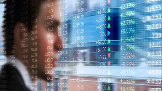 Data Analyst Stock Market Finance Market Outlook