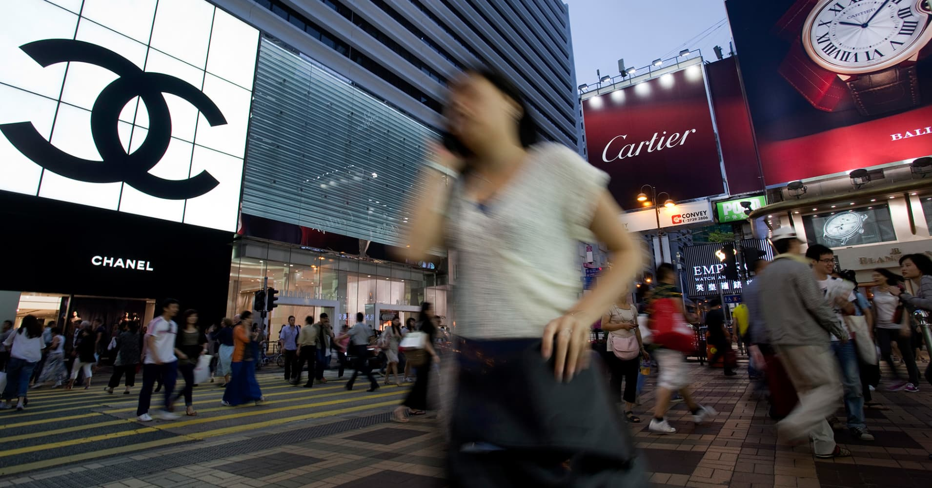Brazil overtakes China in consumer sentiment, according to Credit Suisse survey