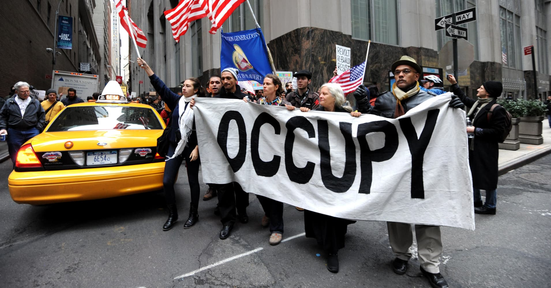 Why occupy wall street may have been an epic sign to buy stocks biocorpaavc Image collections