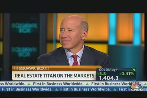 Real Estate Titan on the Markets