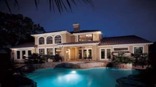 Toll Brothers, Inc. (EPR house w/ pool)