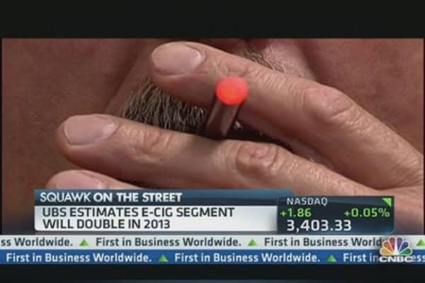 Are E-Cigarettes Smokin' Hot?