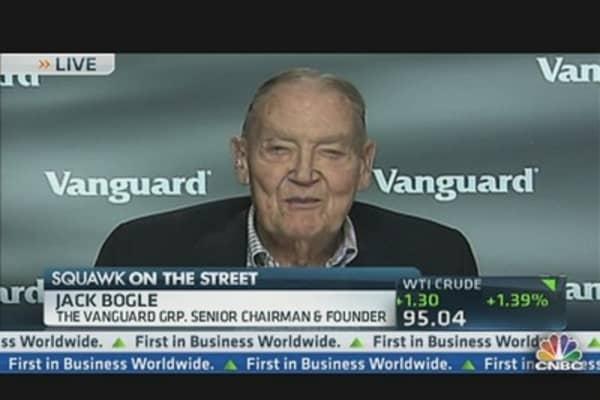 Vanguard's Bogle: Yesterday Sound & Fury Signifying Nothing