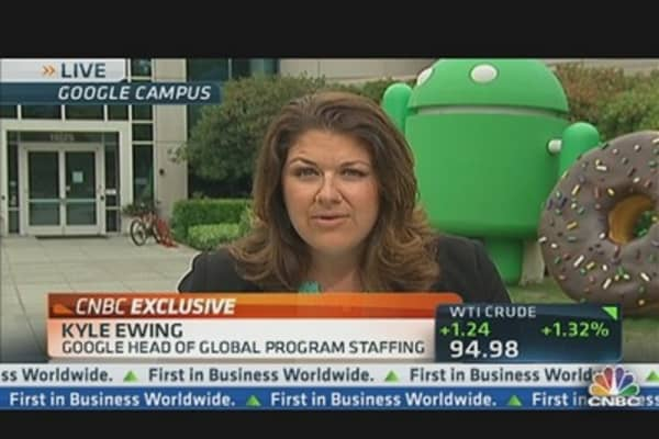 What It Really Takes To Intern at Google