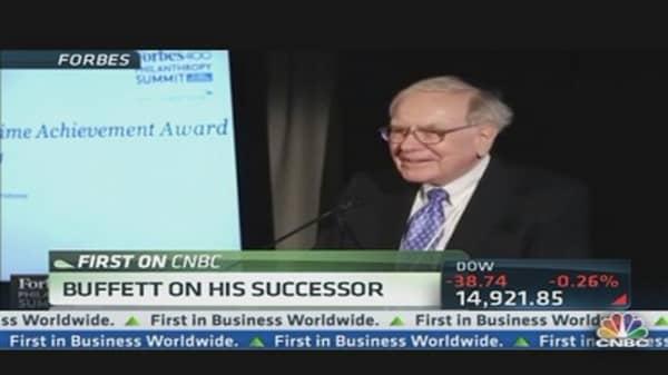 Who Will Succeed Buffett?