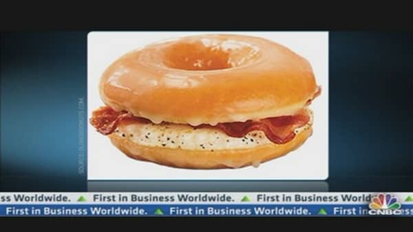 Buy Dunkin's Glazed Donut Breakfast Sandwich?