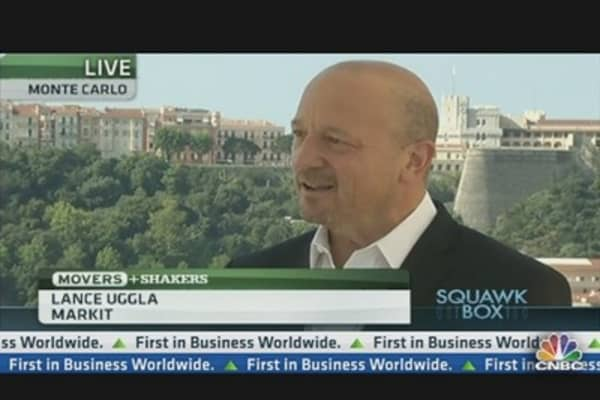 We're Working on a Trader Chat Platform: Markit CEO