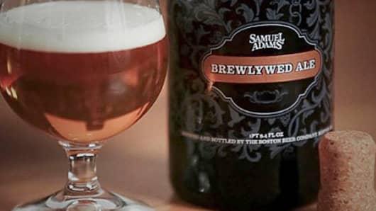 Samuel Adams Brewlywed Ale