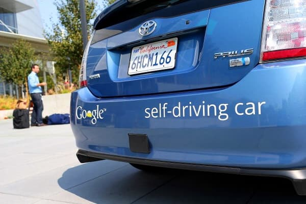 Industrial Revolutions: Self-Driving Cars