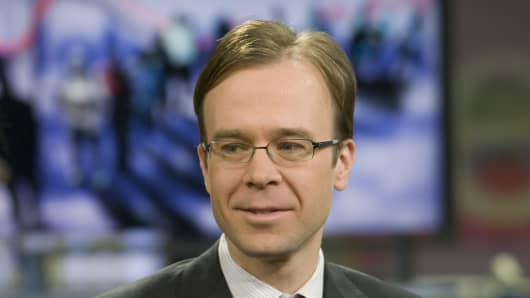 Jan Hatzius, chief economist of Goldman Sachs.