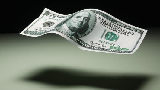 $100 bil U.S. dollar