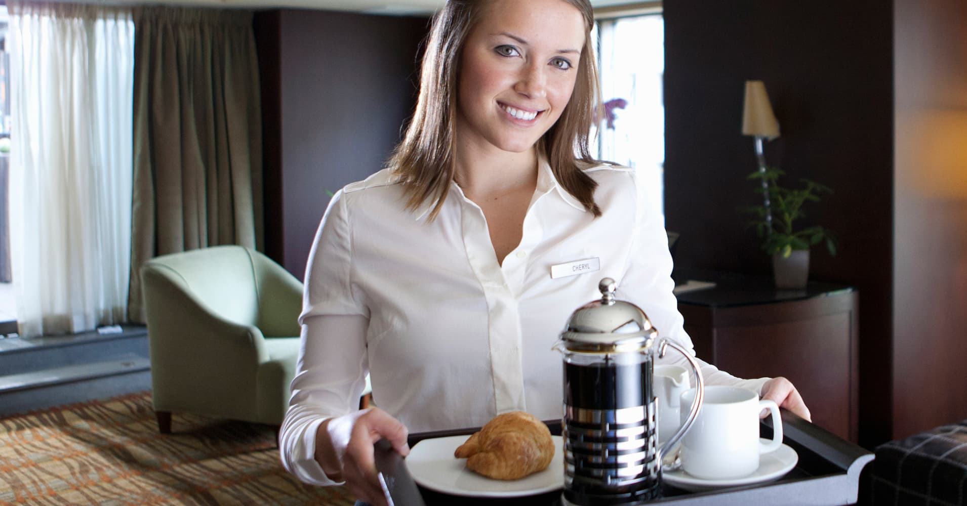 Room Service: Hilton Guests May Still Get Room Service
