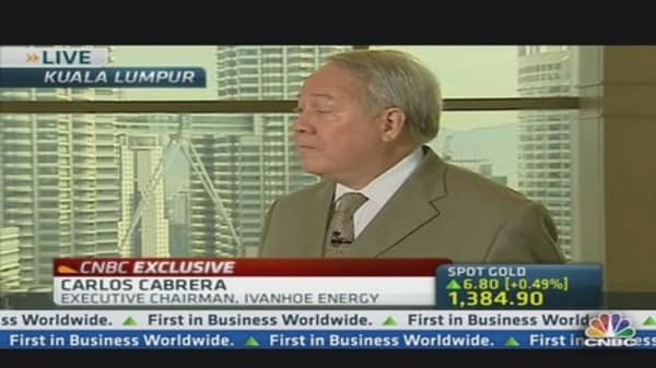 Ivanhoe Energy: Global Energy Demand to Pick Up