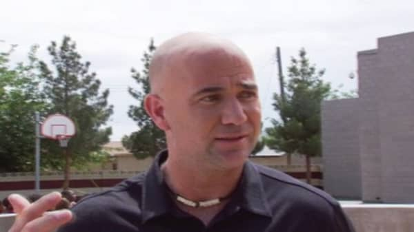 Andre Agassi: My Business Mistakes