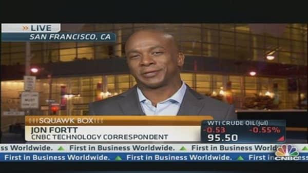 Apple's WWD Conference Opens; Booker's Bid