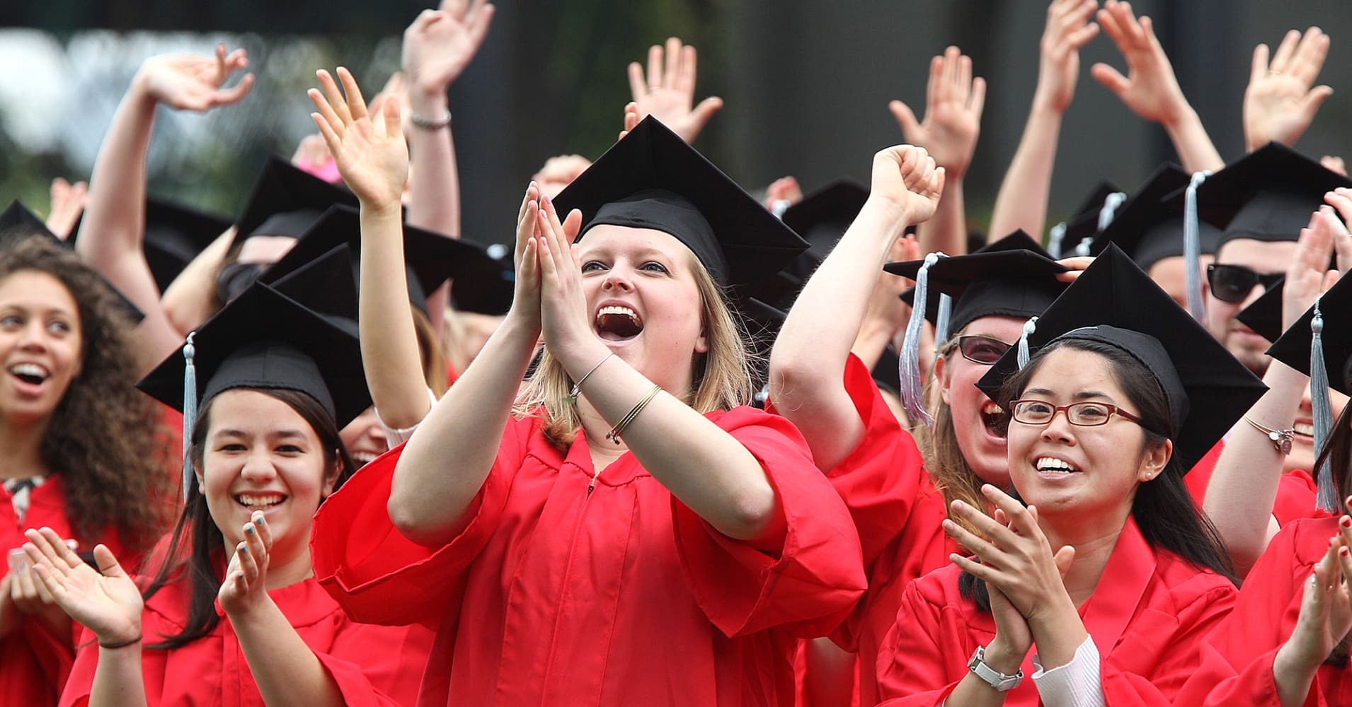 Here's how much the average American family has saved for college