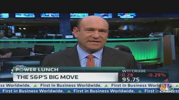 S&P: U.S Now 'Stable'