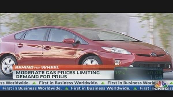 Prius Losing Its Mojo?