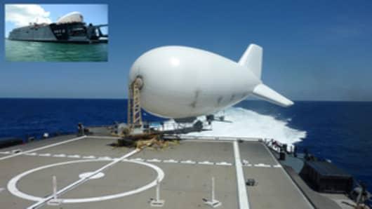 Raven Aerostar's Persistent Surveillance Solution