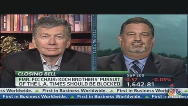 Koch Brothers Eyeing LA Times