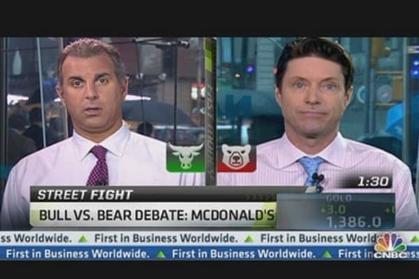 McDonald's: Bull vs. Bear
