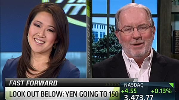 Japan Bears Can Come Out Now: Gartman