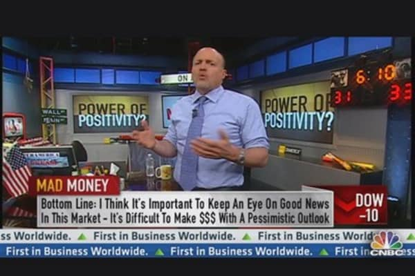 Market Full of Pessimist Investors?