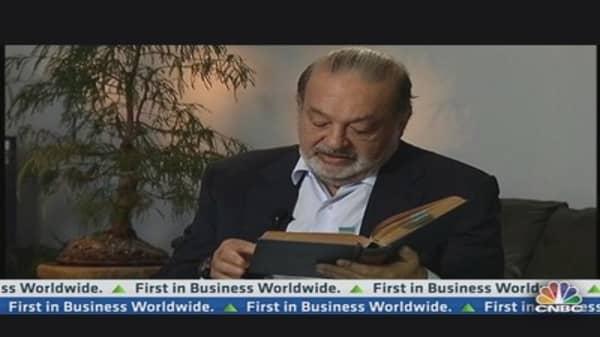 Carlos Slim's Philosophy on Wealth