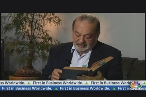 Carlos Slim's Philosophy on Wealth