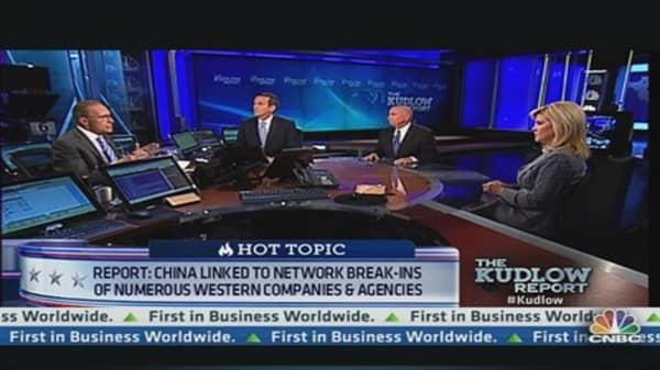 Cyber Espionage: A Growing Threat?