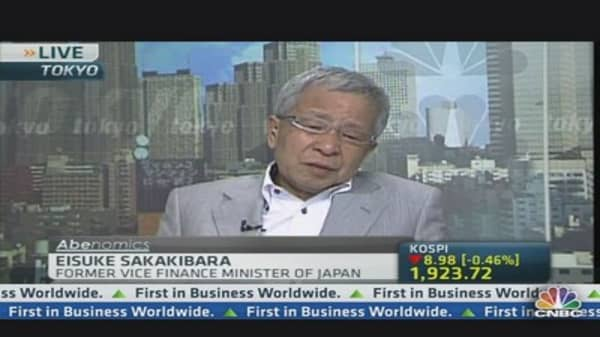 Disappointed by Japan's Third Arrow: Mr Yen