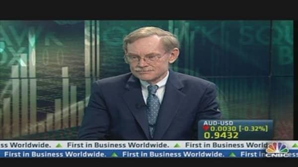 Robert Zoellick: Japanese Growth is a 'Sugar High'