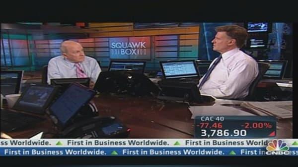 Split Chairman & CEO Role?  'Dumbest Idea in the World': Welch