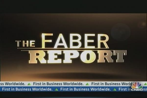 Faber Report: Dole CEO Makes Buyout Bid