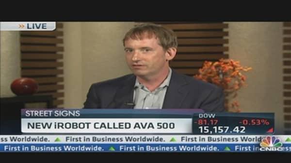 iRobot & Cisco Team Up