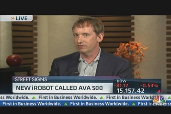 iRobot & Cisco Team Up