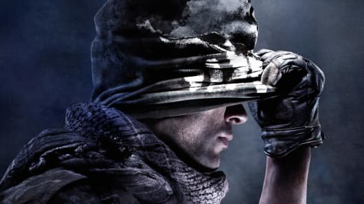 'Call of Duty Ghosts'